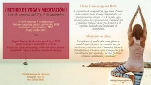Flyer retiro Montseny Dic 2017