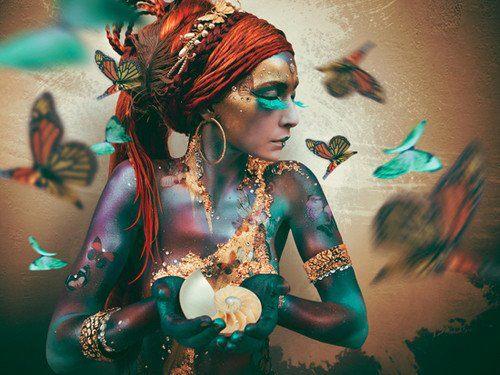 chamanic healing