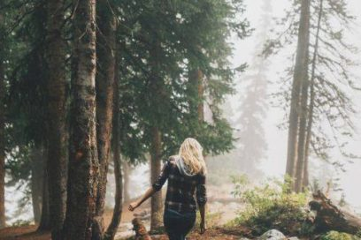 La Mujer Sabia del Bosque