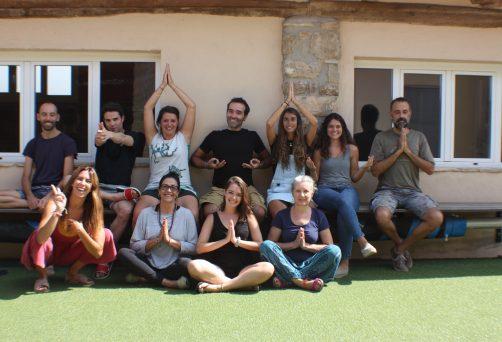 Retiro yoga y meditación en Lleida 7,8,9 septiembre 2018