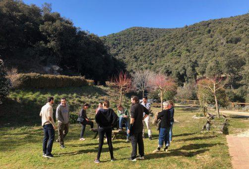 Retiro de Yoga y Meditación en el Parc del Montnegre, 22, 23 y 24 Febrero 2019