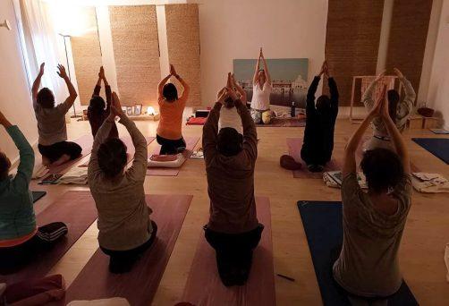 Taller Descúbre tus valores a través del yoga, la meditación y el juego