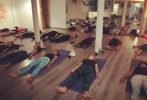 Retiro Yoga, Meditación y Pranayama Diciembre 2019