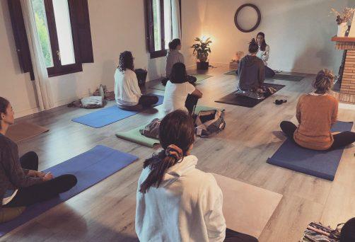 Retiro Yoga, Meditación y Respiración Consciente 10/12 octubre 2020