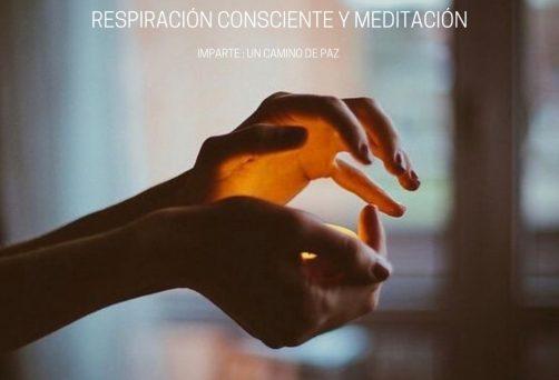 COMPLETO – LO SAGRADO EN TI – Taller Respiración Consciente y Meditación  7 Noviembre 2020