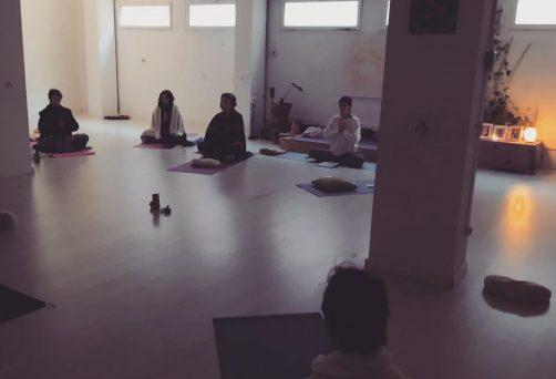 Lo Sagrado en ti – COMPLETO – Taller Respiración 12 Diciembre en Yoganet